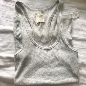 Abercrombie Ribbed Tank